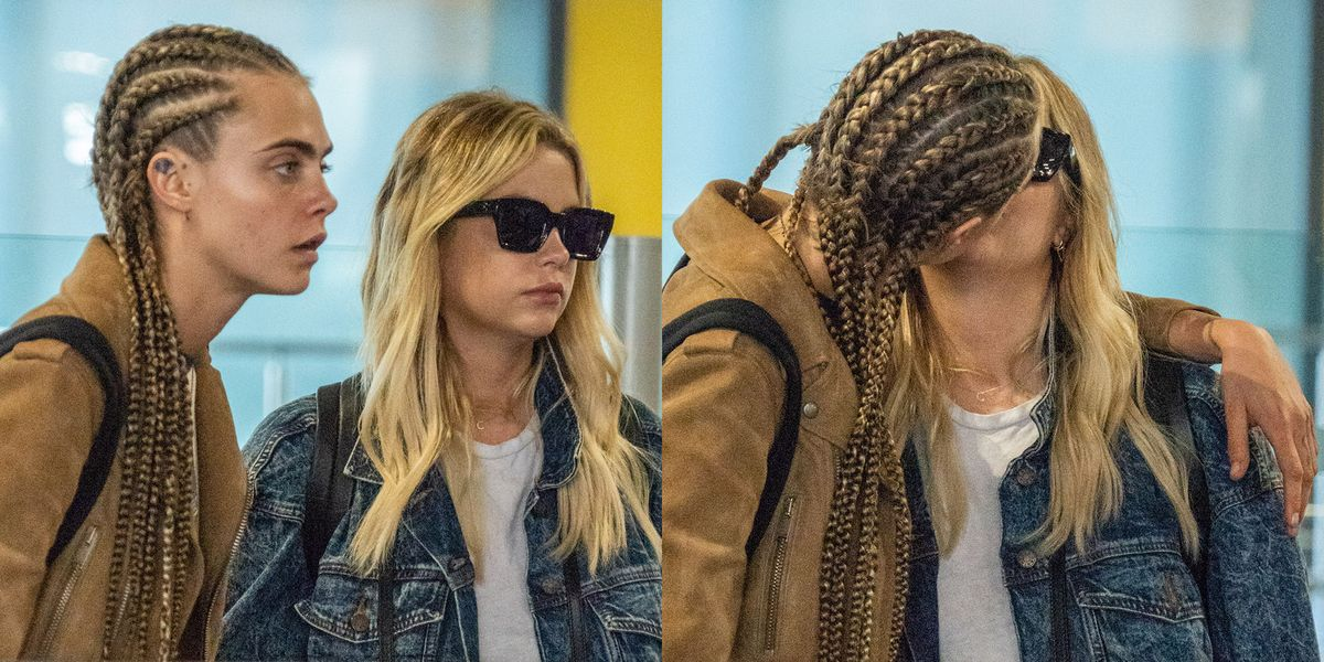 Cara Delevingne confirms she has been dating Ashley Benson for a year
