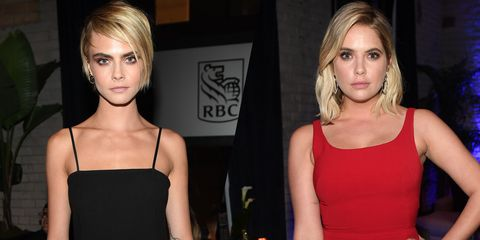 Ashley Benson Says Her Instagram Was Hacked After Appearing To