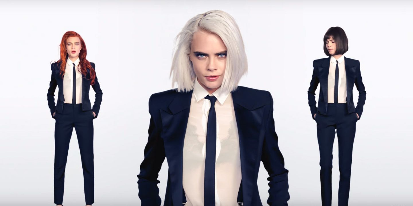Cara Delevingne Just Released Her First Music Video