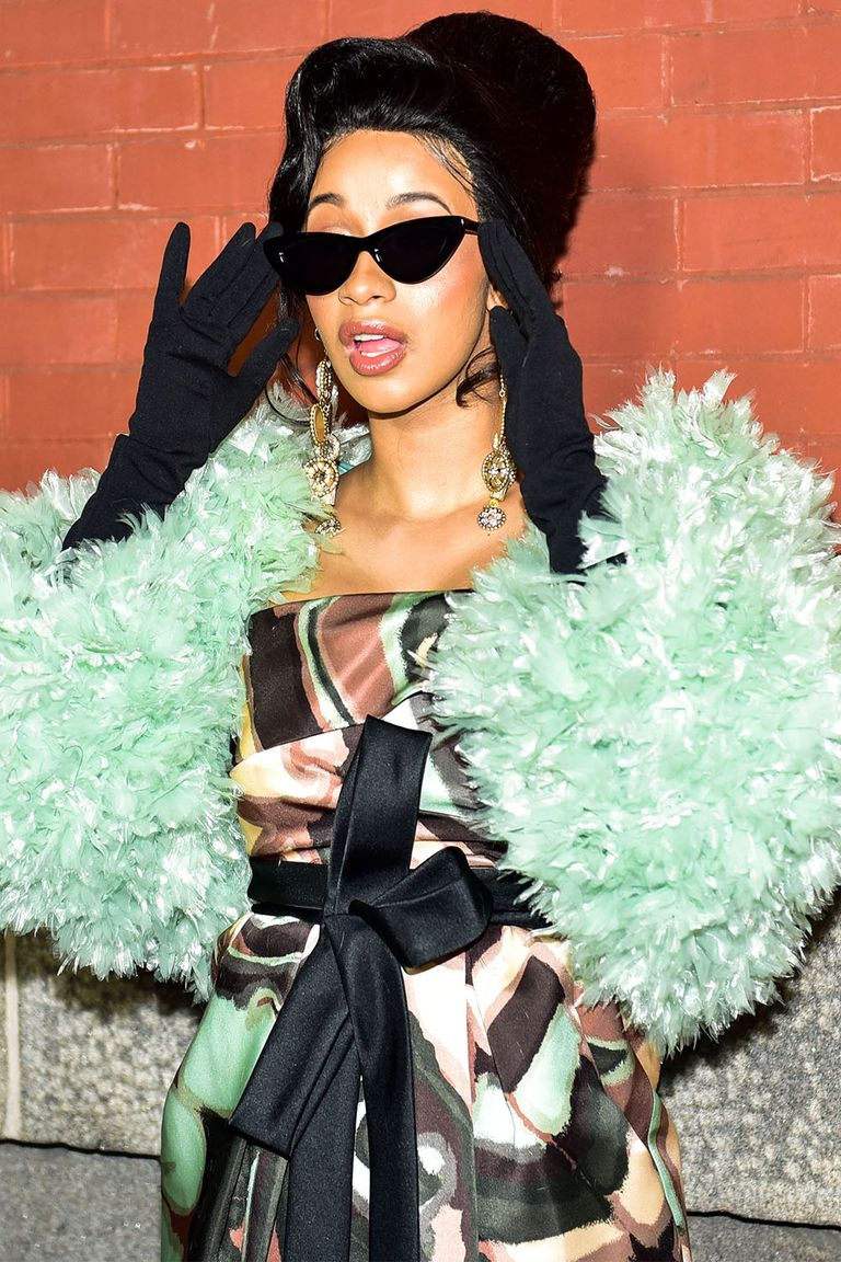Cardi B Didn T Want Offset To Get Neck Tattoo Of Her Name: 30 Things You Didn't Know About Cardi B