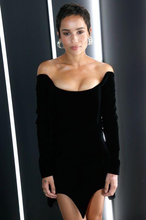 Shoulder, Clothing, Black, Fashion model, Dress, Fashion, Joint, Beauty, Model, Cocktail dress,