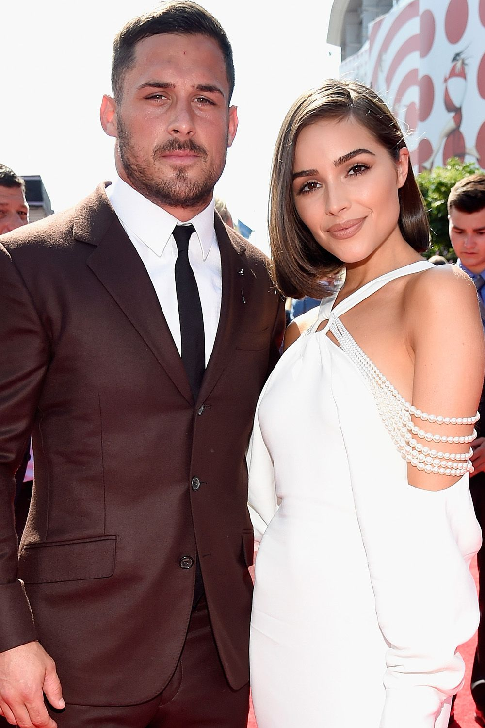 Danny Amendola and Olivia Culpo
