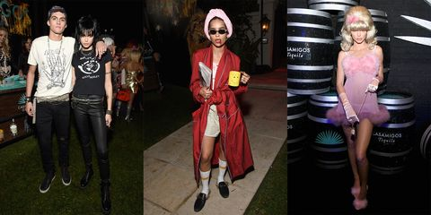 8e257ffeb3f The Best Celebrity Halloween Costumes of 2018 - All Celebrity ...