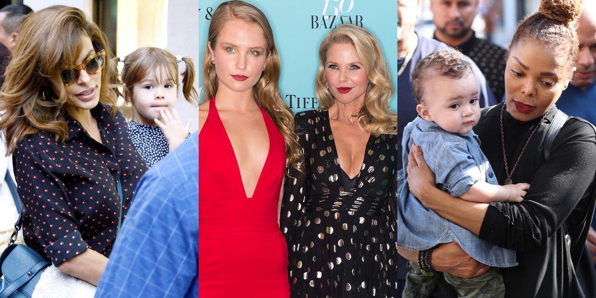Celebrities Children After 40 Celebrity Infertility