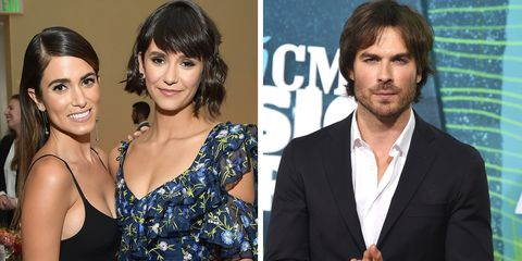 ian somerhalder and nina dobrev back together and dating 2014