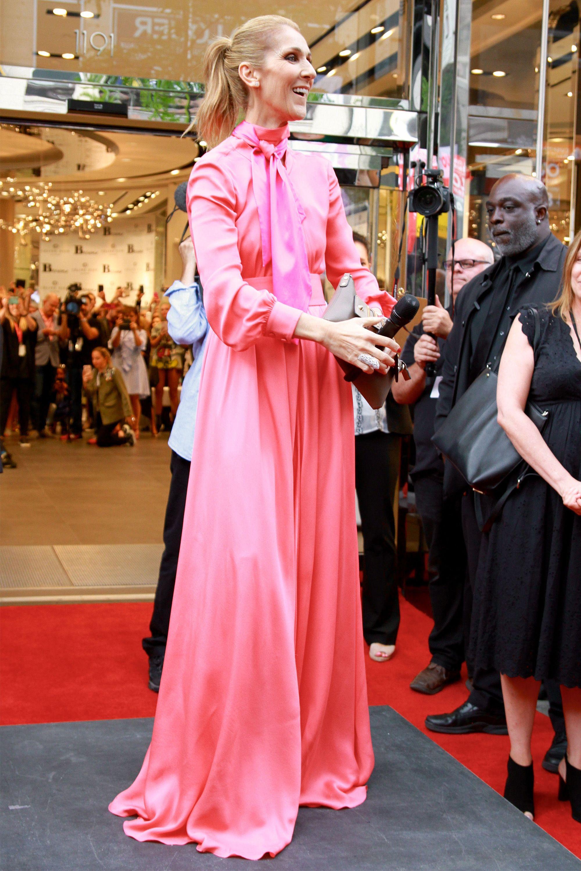 Best Celine Dion Looks - Celine Dion\'s Most Fashionable Moments