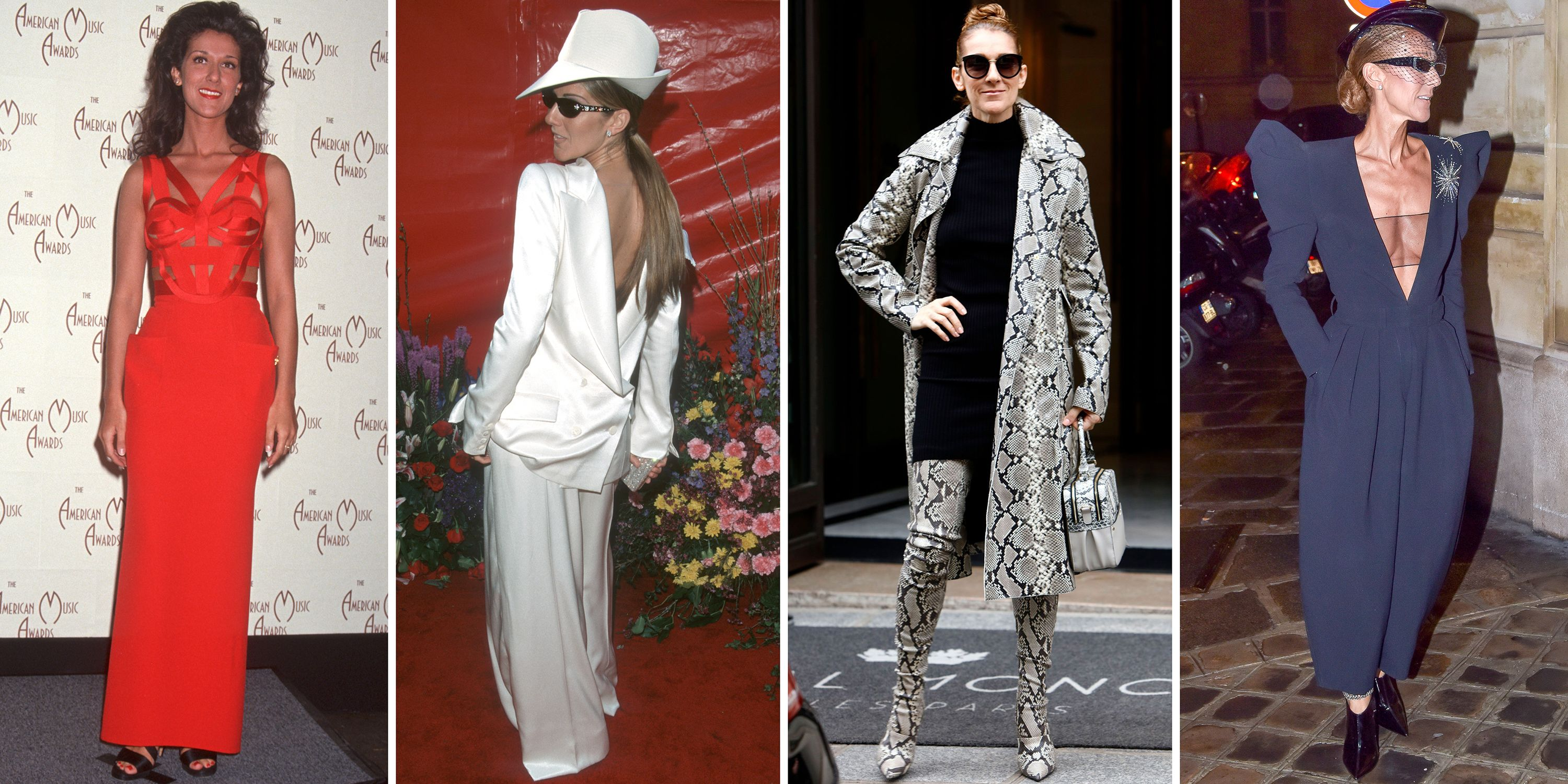 e19e0be99 50 Best Celine Dion Outfits and Fashion - Celine Dion's Most ...