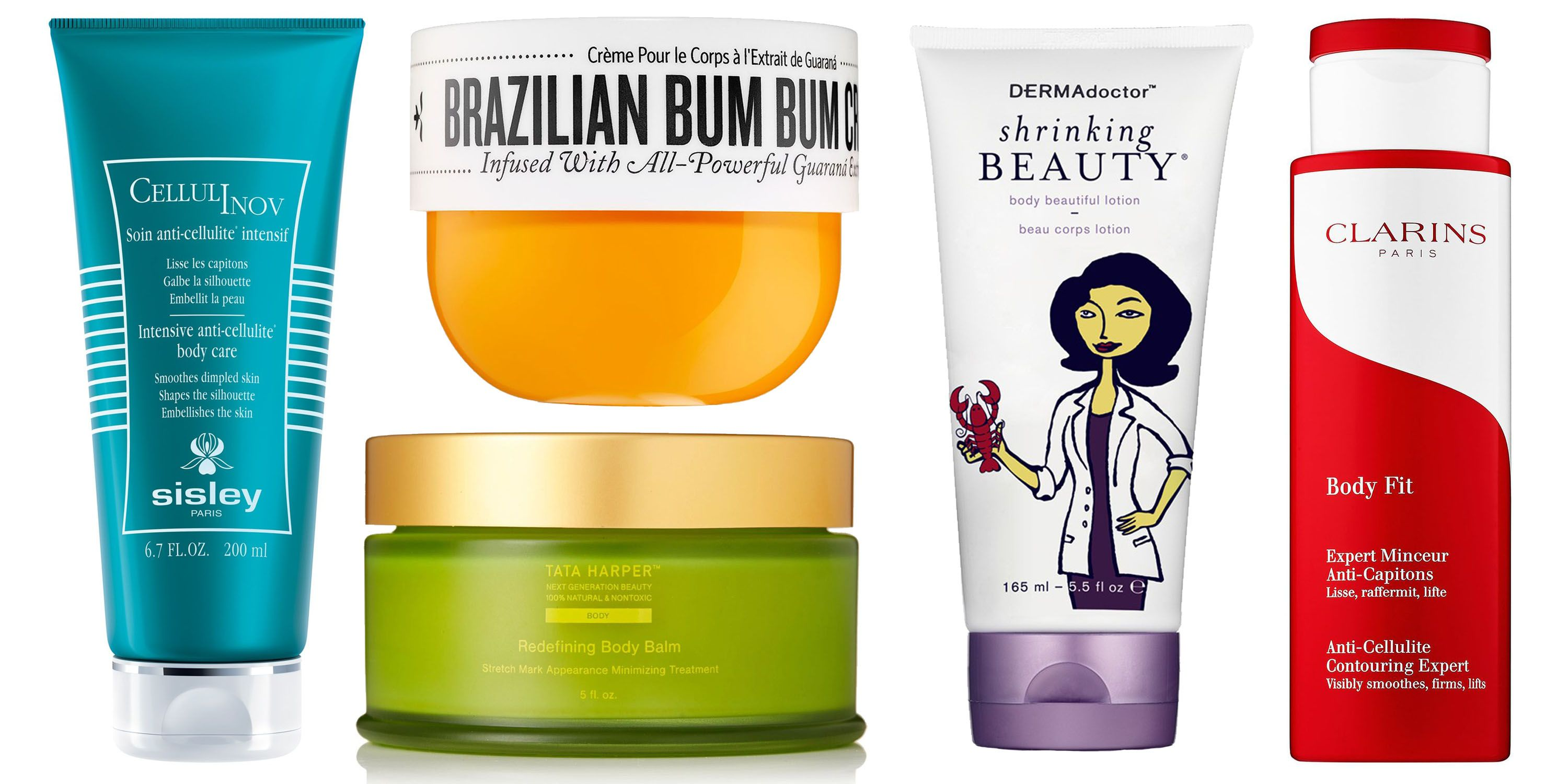 The 17 Best Cellulite And Stretch Mark Products