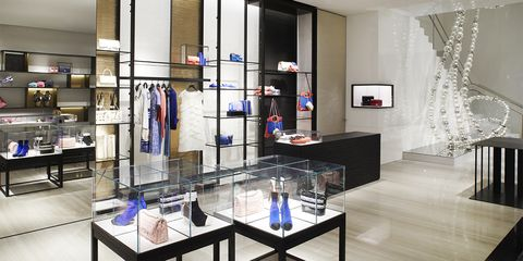 a848c65726 Tour 14,000 Square Feet of Chanel's New Boutique