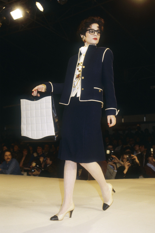 Chanel Autumn-Winter 1983-1984 Fashion Show