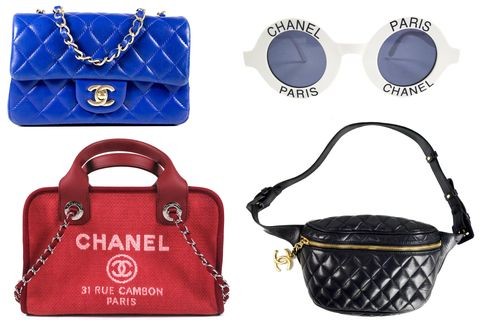 1ddfacd08bd3 Chanel items ranging from $1,499 to $2,499 on Luxury Resale Network