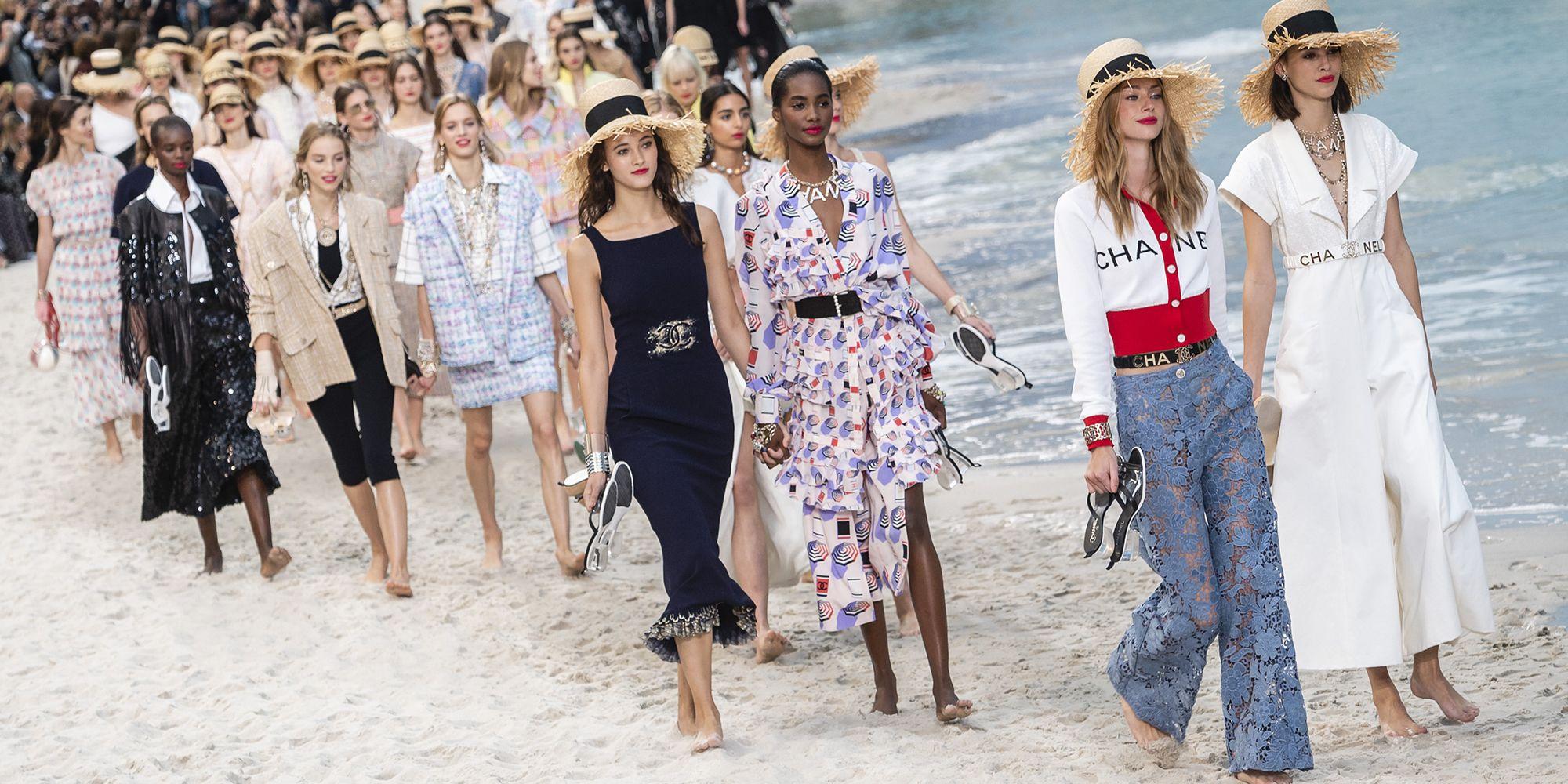 The Best Runway Looks At Paris Fashion Week Spring 2019