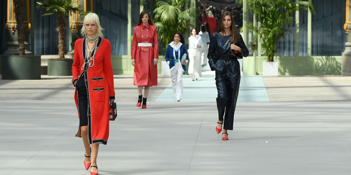 Virginie Viard Debuts First Solo Chanel Collection Since