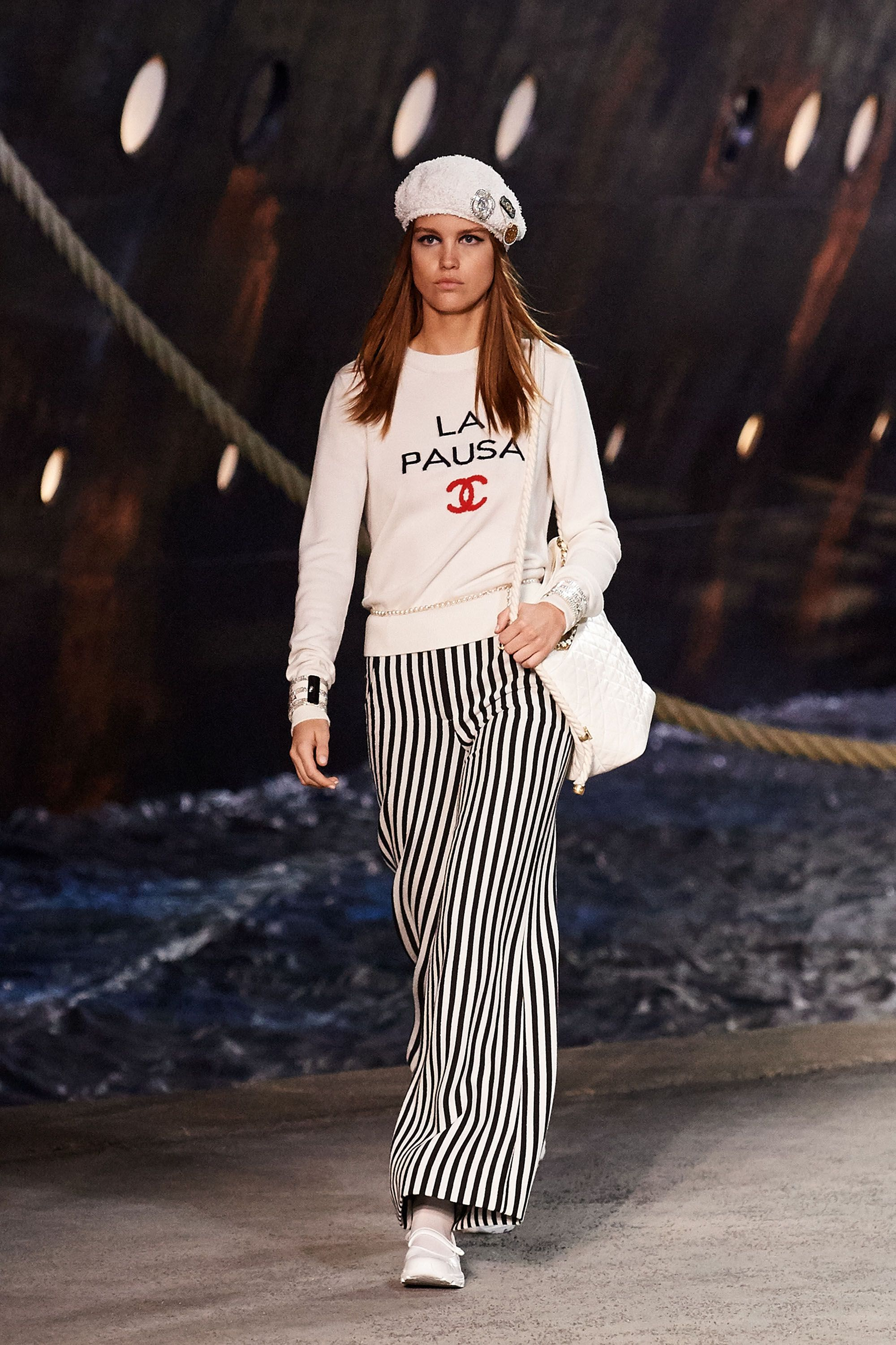 All of the Looks from Chanel s Epic Cruise Collection fa720d928b06