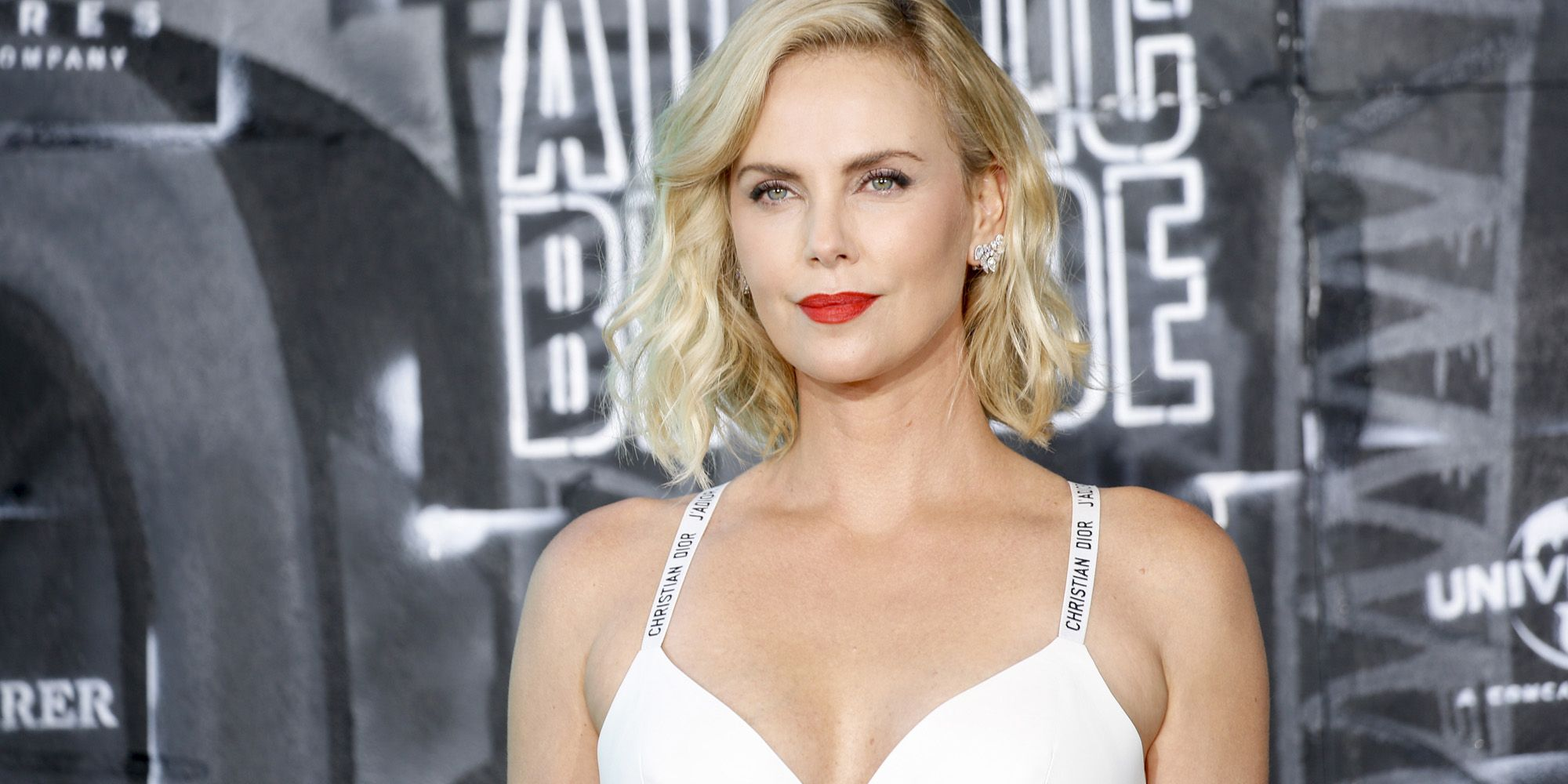 Charlize Theron Dior Blend Charity With Luxury