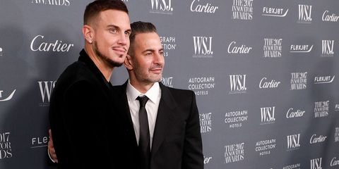 edc874919023b Marc Jacobs Explains Why He Proposed to His Now-Fiancé in a Chipotle