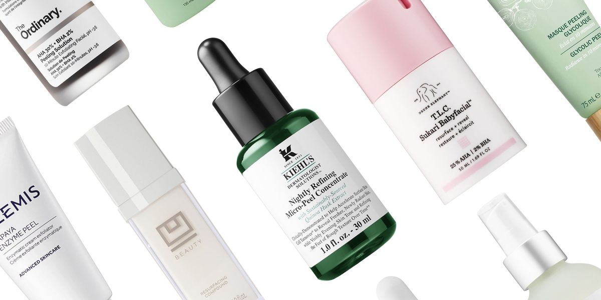 17 Best Chemical Face Peels For 2020 New Serums And Masks For An