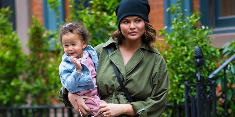 c7fe62fc2d6ea Chrissy Teigen Opens Up About Failed IVF Attempts and Her Second Pregnancy.