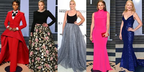 Janelle Monae Abbie Cornish Busy Philipps Alicia Silverstone And Patricia Clarkson In Siriano