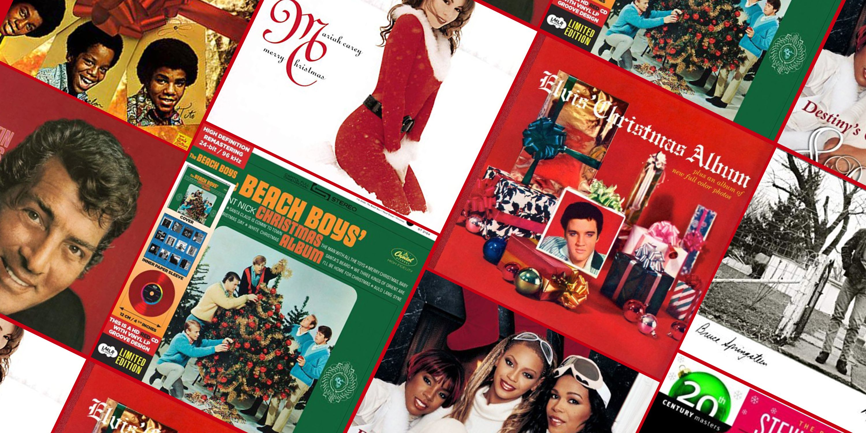 30 of the Best Christmas Songs of All Time
