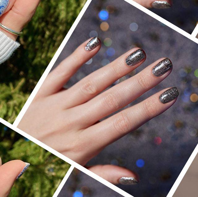 holiday nail designs 2020