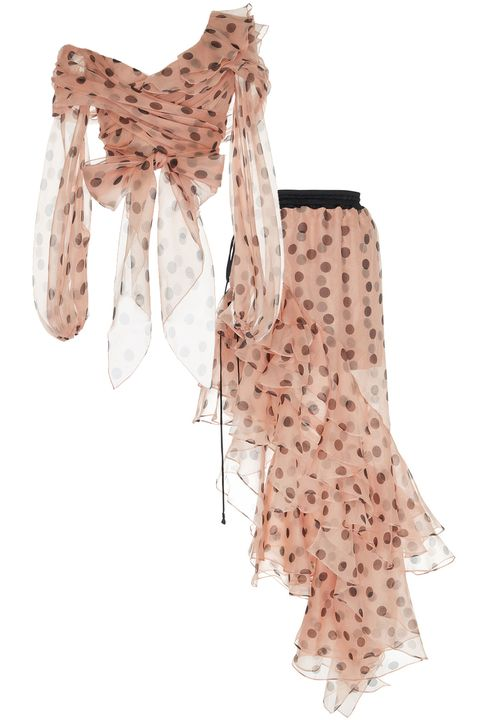 Clothing, Scarf, Stole, Brown, Beige, Fur, Outerwear, Peach, Fashion accessory, Neck,