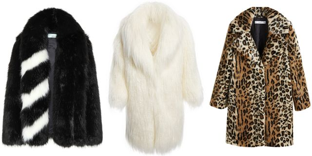 f17ad47cc 20 Best Faux Fur Jackets For Women 2018 - Fake Fur Coats for Winter