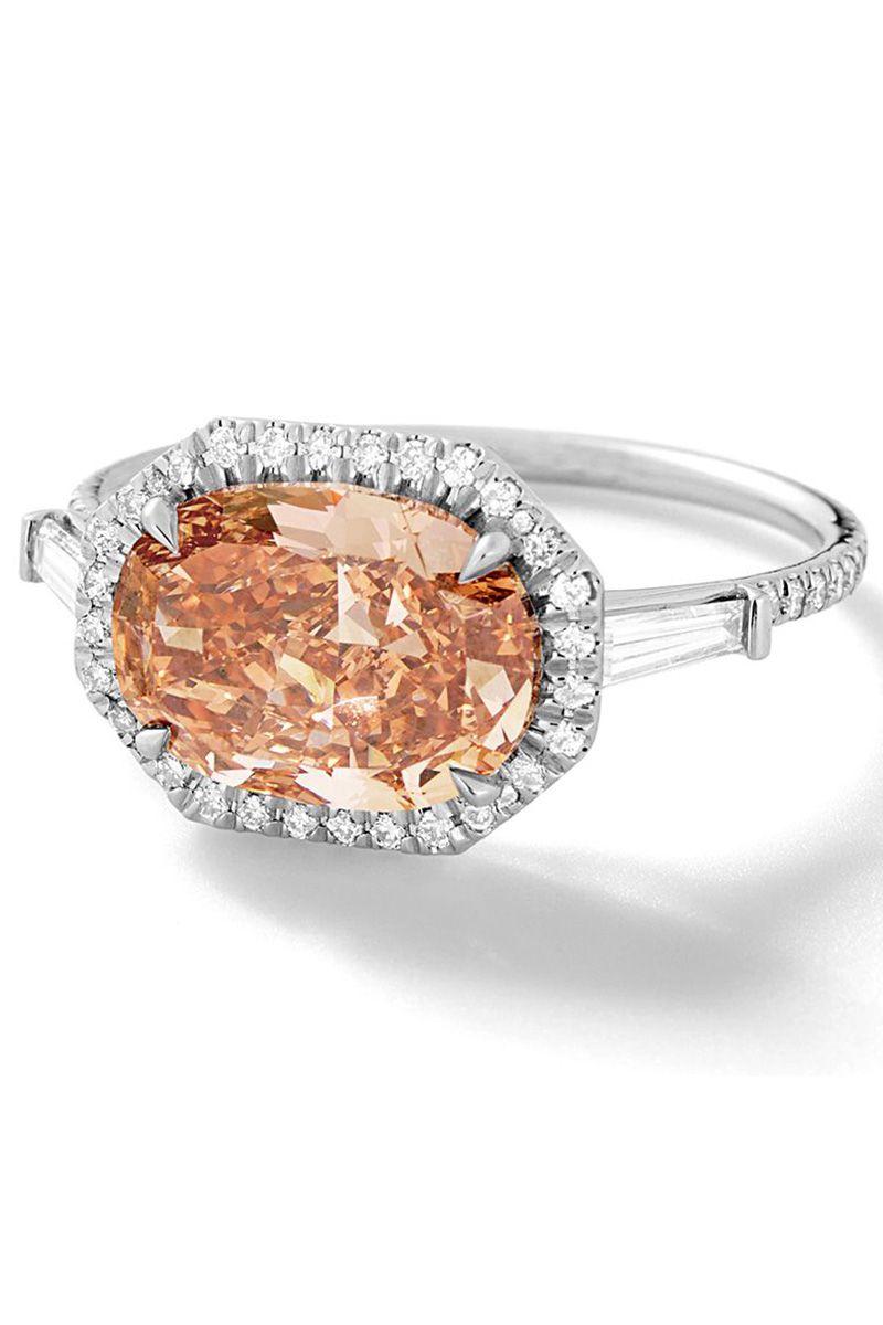 86 Alternative And Non Diamond Engagement Rings Unusual