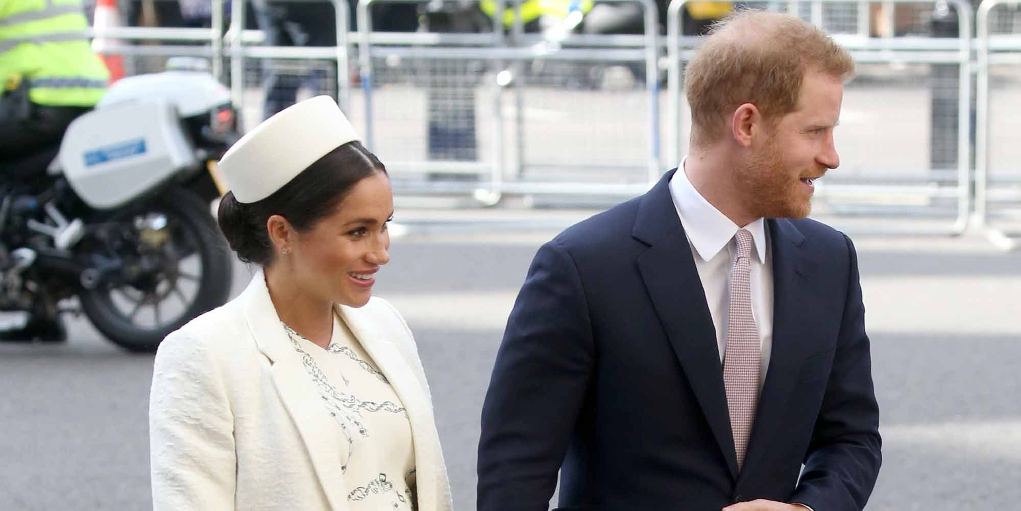 The Royal Family Gathers at Westminster Abbey for Commonwealth Day 2019