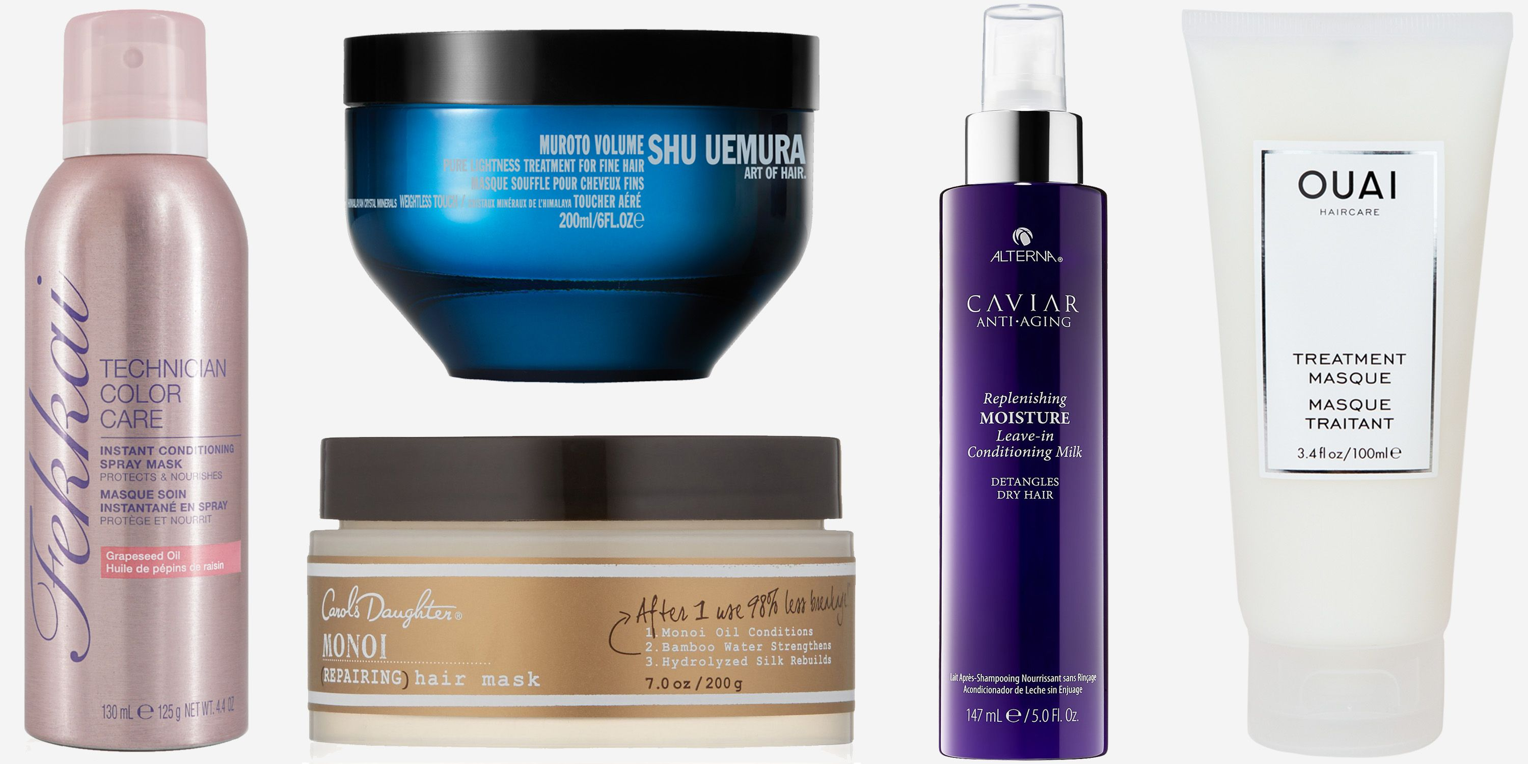 The 12 Best Deep Conditioners You Need Right Now - Hair
