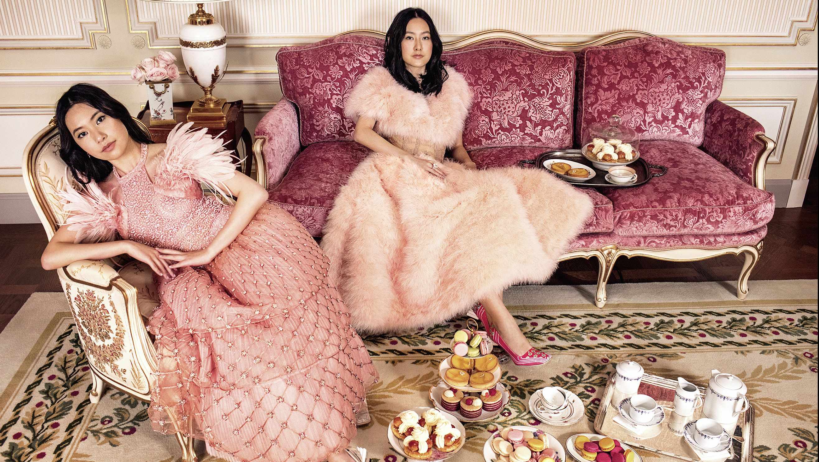 Crazy Rich Asians author Kevin Kwan travels to Paris to meet the Asian style icons who are shaking up the staid world of couture.