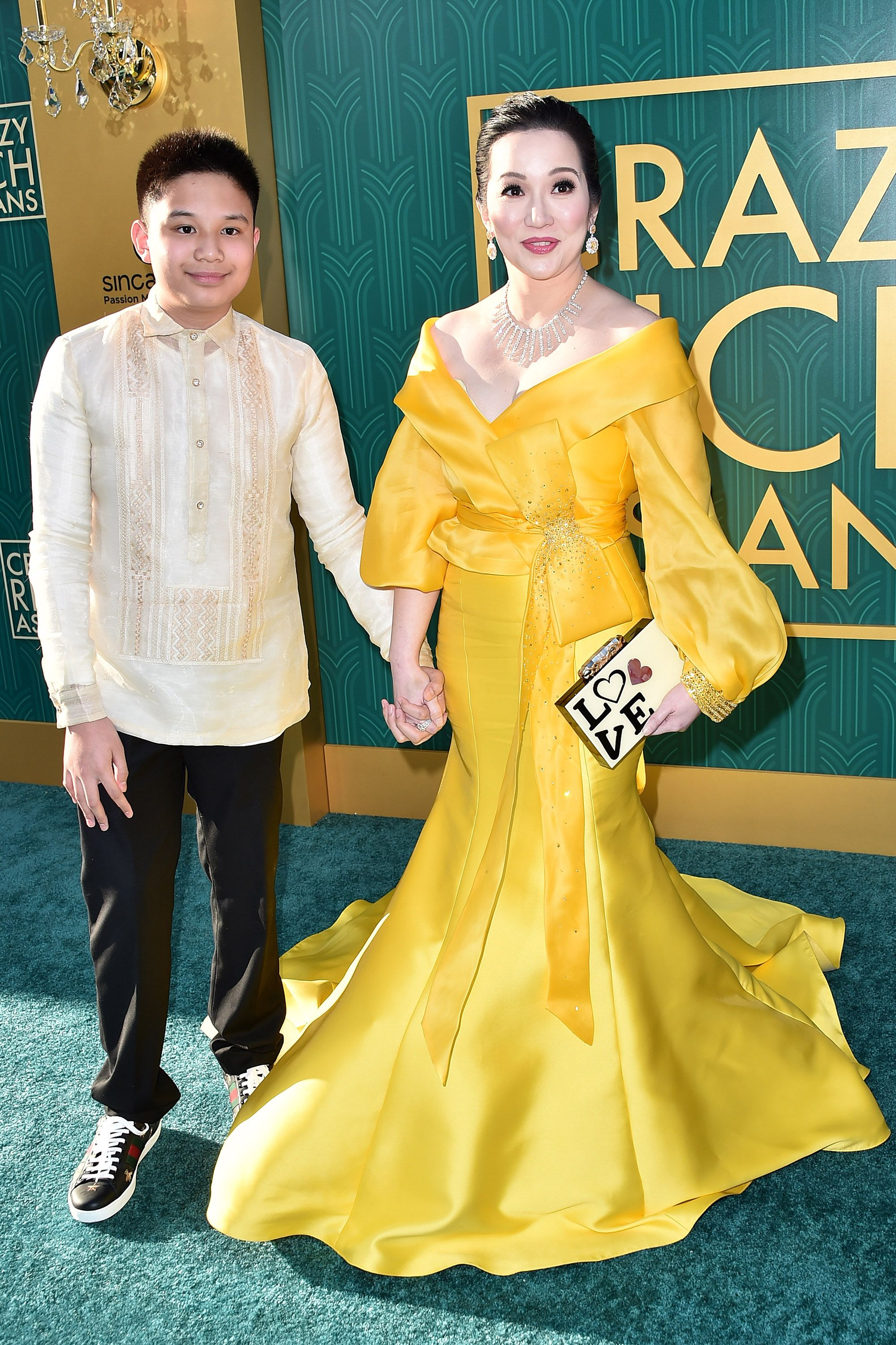 The Crazy Rich Asians Premiere Was Full Of Amazing Red Carpet Fashion
