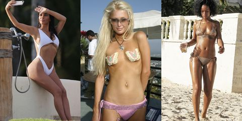 0d739bc06924 The Craziest Celebrity Swimsuits - Celebrity in Sexy Swimsuits
