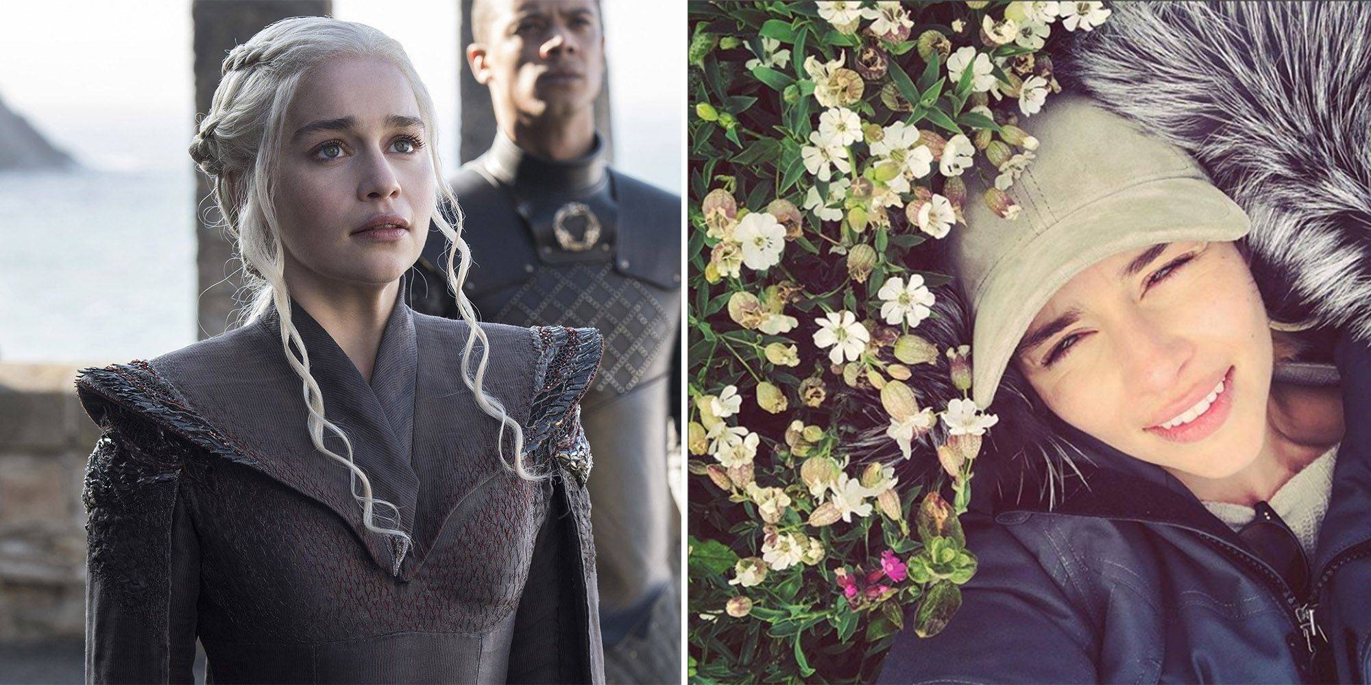 Emilia Clarke Shares a Heartbreaking Goodbye to Game of Thrones