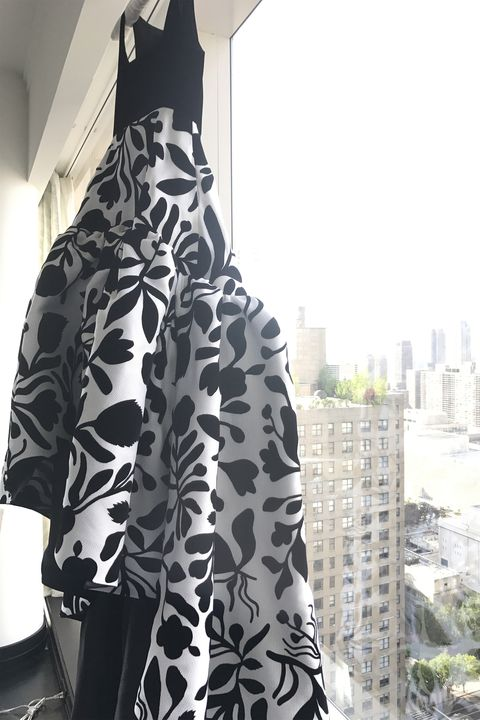 Textile, Tower block, Pattern, One-piece garment, Condominium, Day dress, Design, Apartment, Visual arts, Metropolis,
