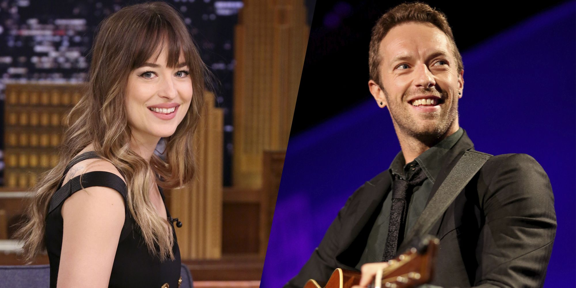 Ð?аÑ?Ñ?инки по запÑ?оÑ?Ñ? dakota johnson and chris martin