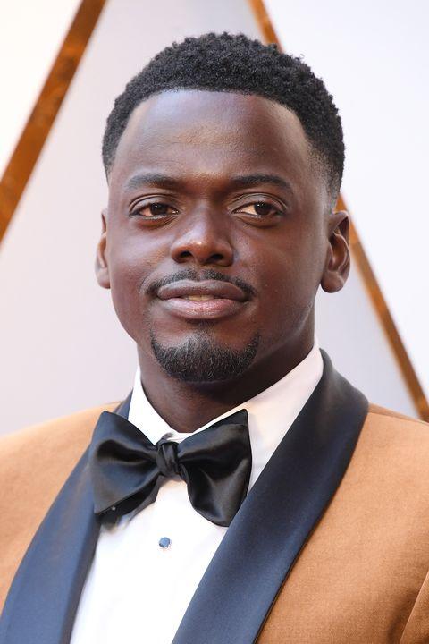 Daniel Kaluuya Fenty Beauty 480 and 490 at 2018 Oscars