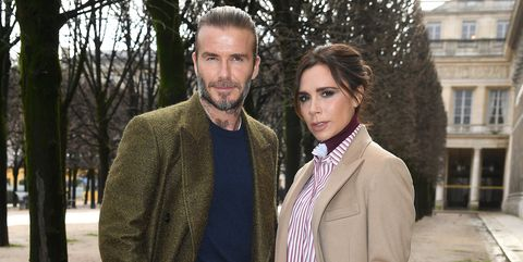bdb4a8dad24 David and Victoria Beckham Shut Down Divorce Rumors - Beckhams Not ...