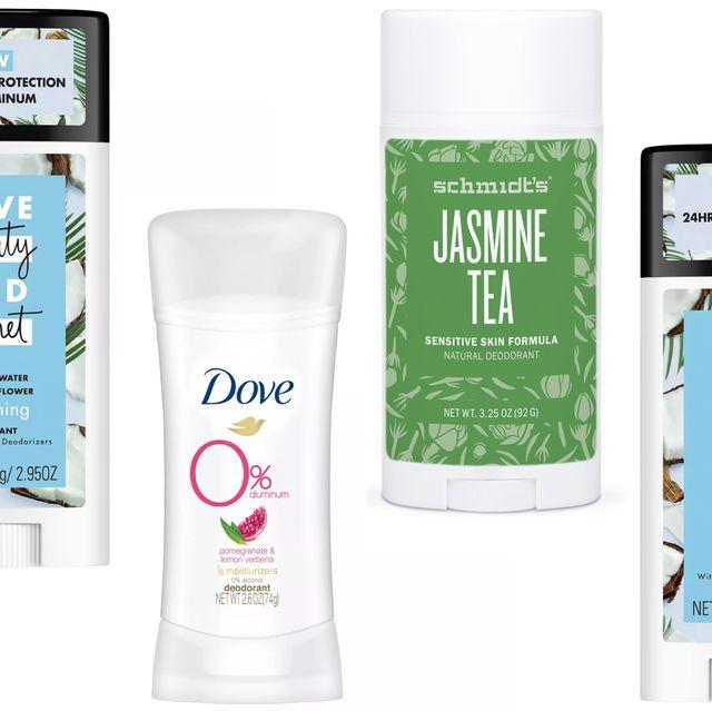 Best Natural Deodorant 2020.Best Aluminum Free Deodorants Of 2019 Safe Deodorants