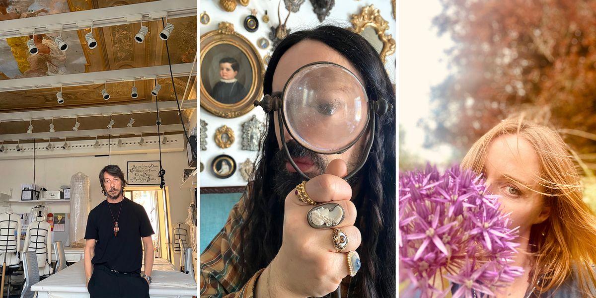 Alessandro Michele, Pierpaolo Piccioli, and Stella Mccartney on Reimagining Fashion's Future