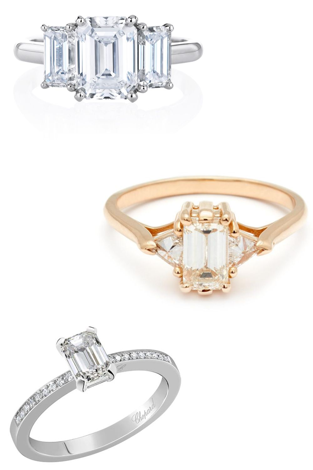 engagement ring cuts every woman should know best diamond engagement ring styles - Wedding Ring Cuts