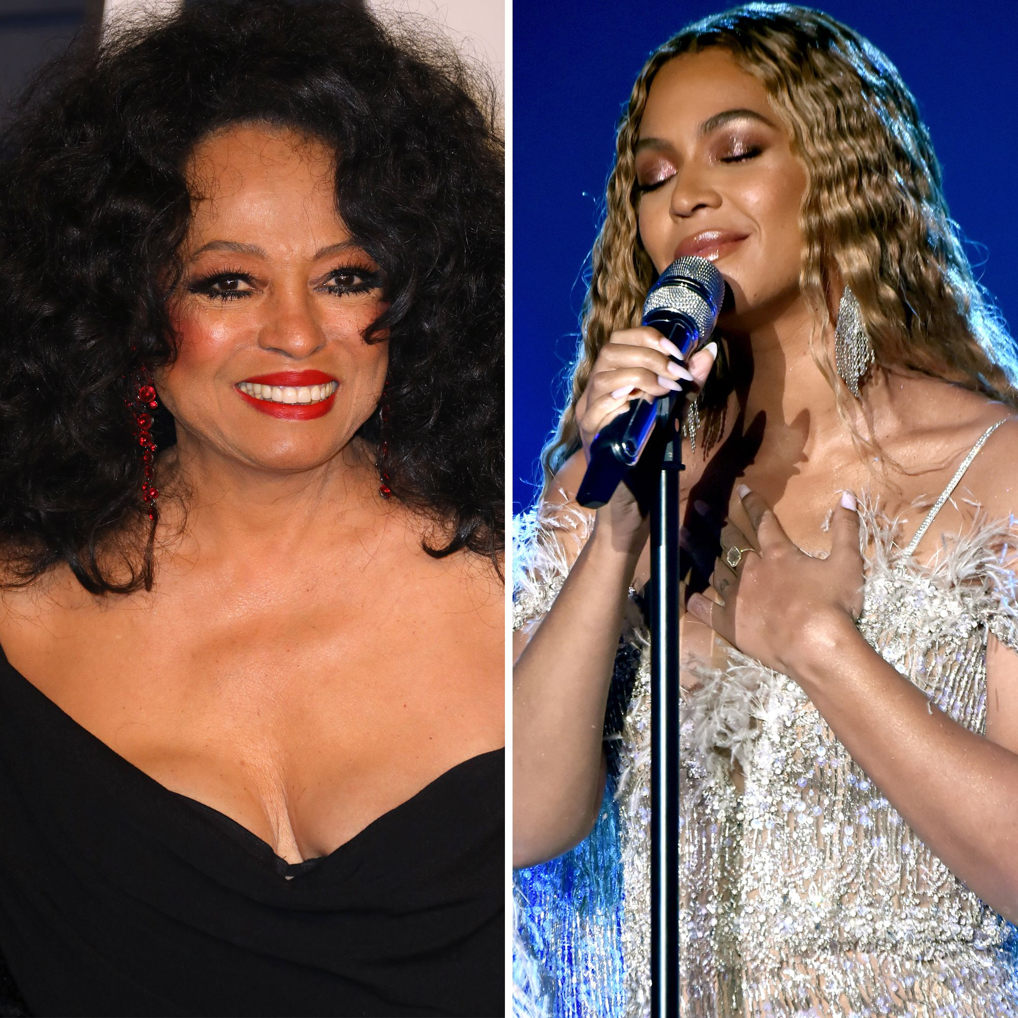diana ross celebrated her 75th birthday with beyonce diana ross celebrated her 75th birthday