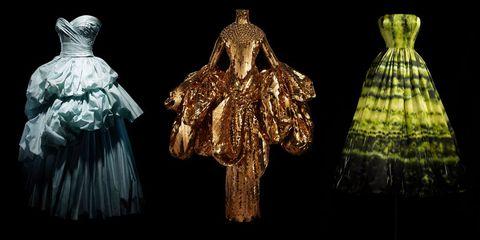 Costume design, Outerwear, Victorian fashion, Dress, Fashion design, Metal,