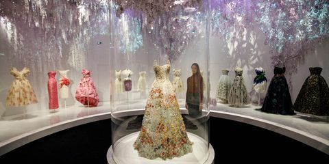57de4914927 All of the Photos from the Christian Dior Exhibit at the V A Museum ...