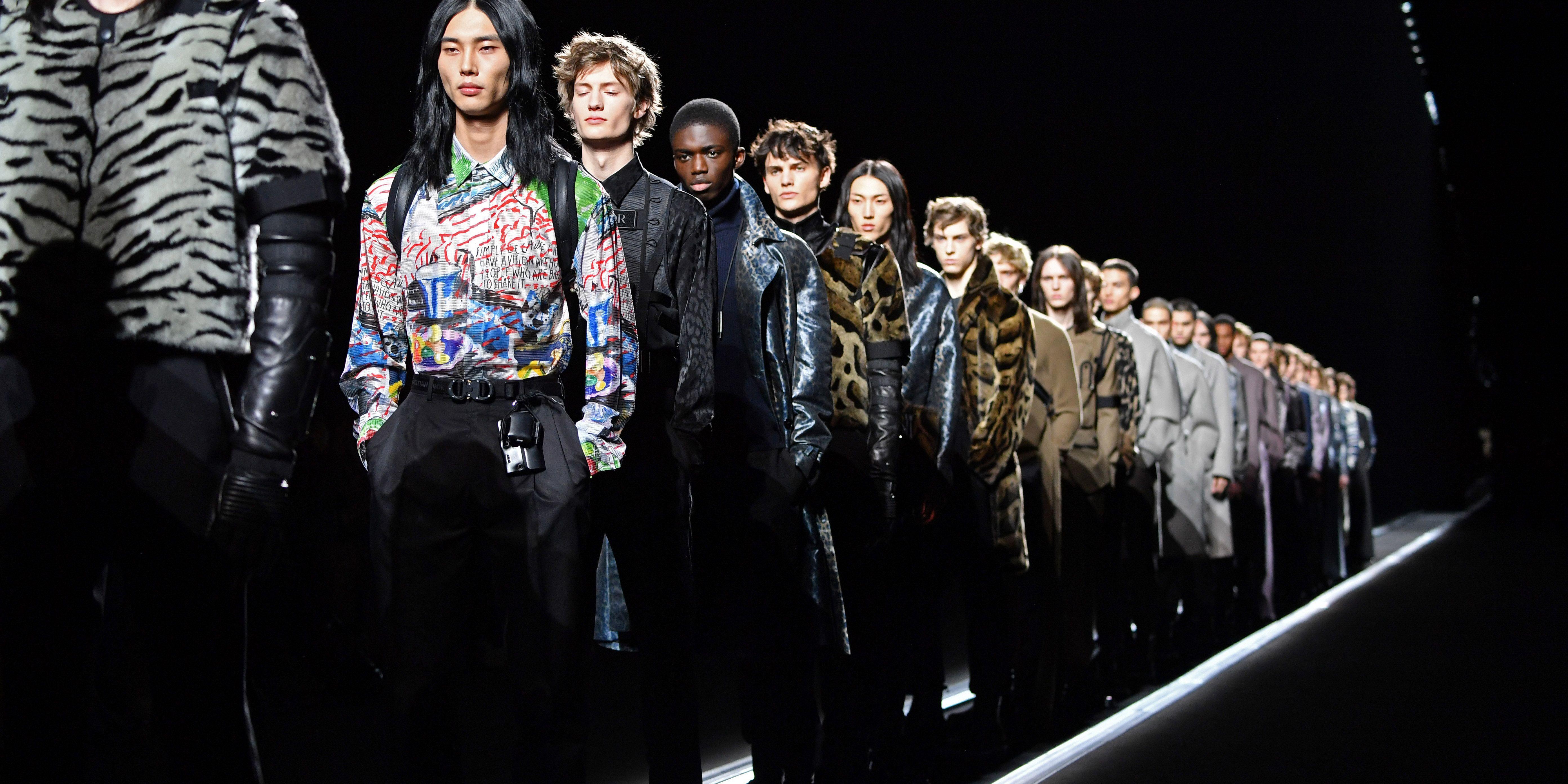 Dior Homme : Runway - Paris Fashion Week - Menswear F/W 2019-2020