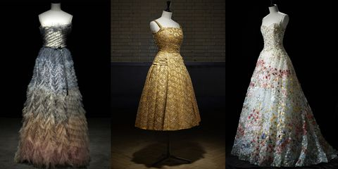 The Largest-Ever Christian Dior Exhibit in the U.K. Is Opening This ... cd8a07efe33