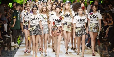 b85cf255d Dolce   Gabbana s New Sneakers Are Stirring Up Controversy