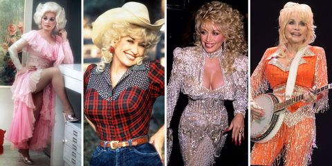 bfce65994656f Dolly Parton Style and Photos - Dolly Parton Fashion Over the Years