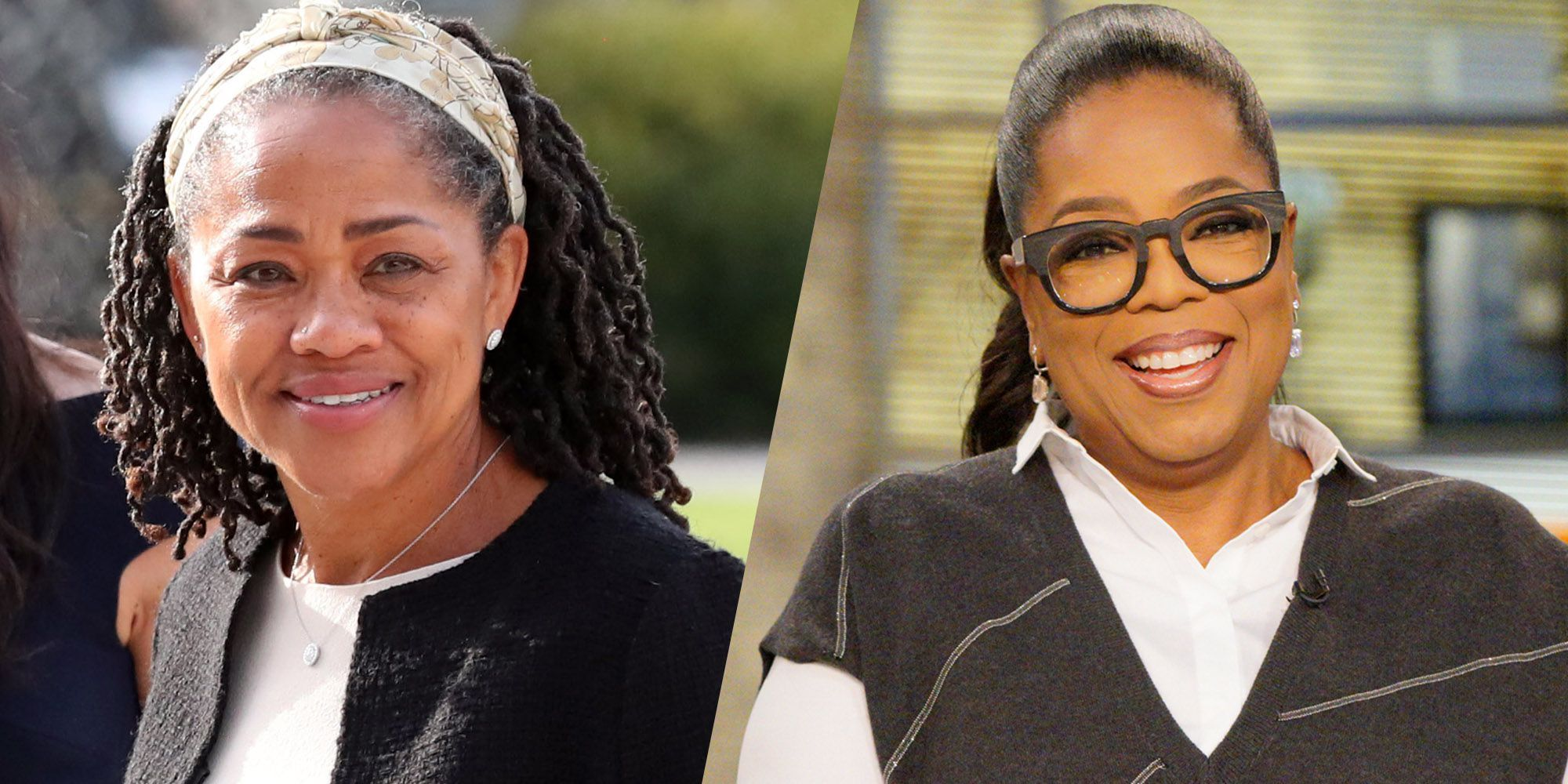 Oprah Winfrey Gave Meghan Markle S Mom The Sweetest Gifts Doria Ragland Friendship