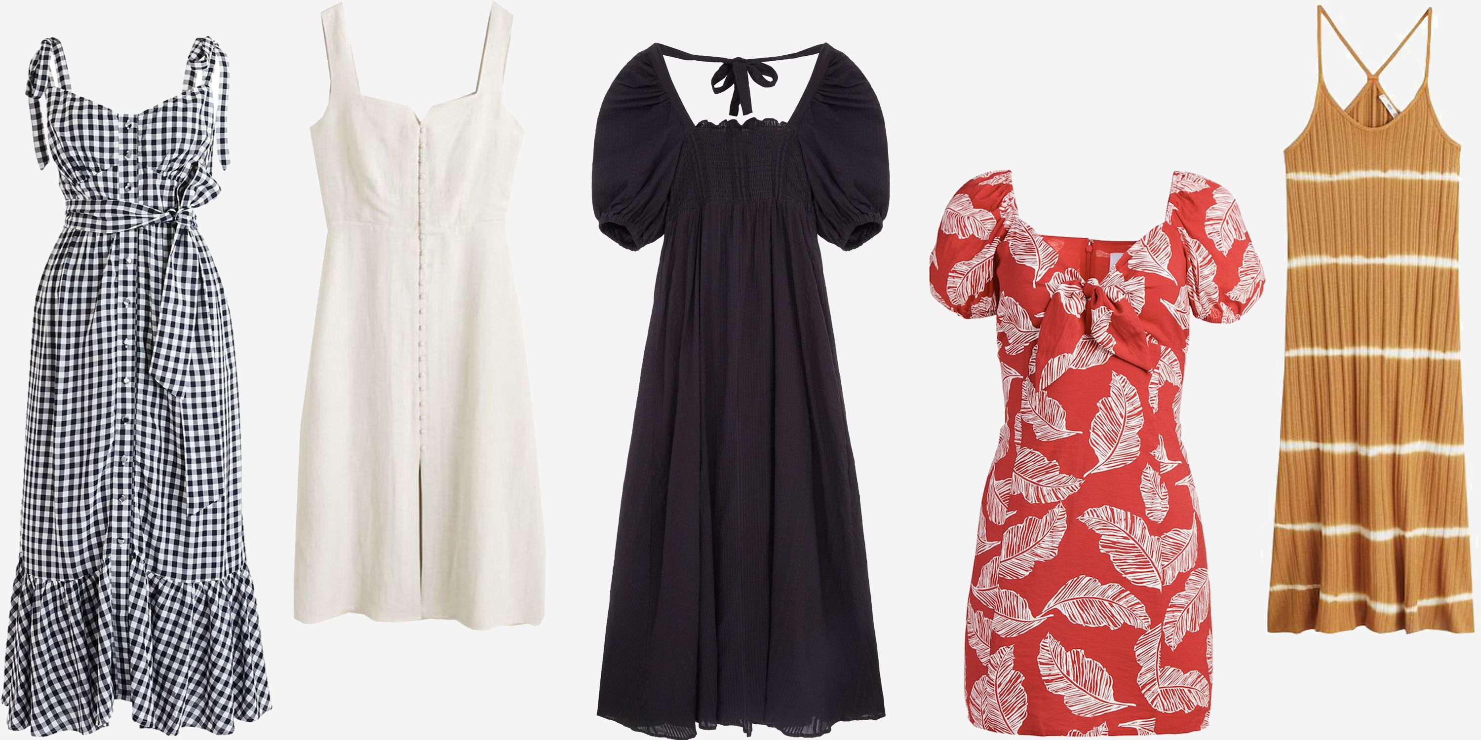 19 Affordable Summer Dresses to Add to Your Shopping Cart Now